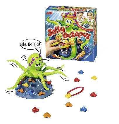 Настольная игра джолли осьминог