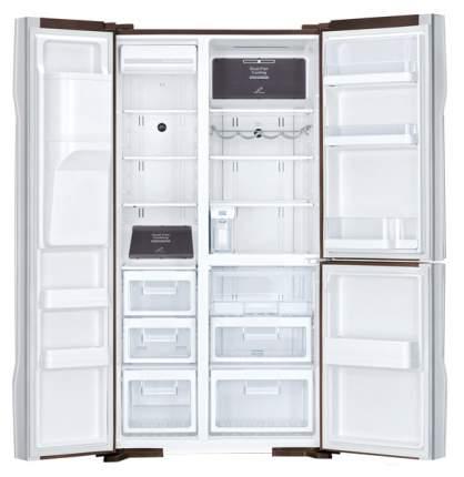 Холодильник Hitachi R-M 702 GPU2X MBW Brown