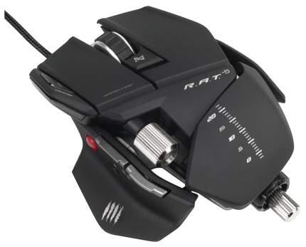 Проводная мышка Mad Catz R.A.T.7 Matte Black (PCA125)