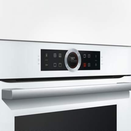 Встраиваемый электрический духовой шкаф Bosch HBG634BW1 White