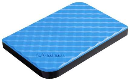 Внешний диск HDD Verbatim Store 'n' Go Style 1TB Blue (53200)