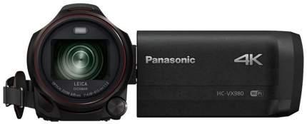 Видеокамера 4K Panasonic HC-VX980EE-K