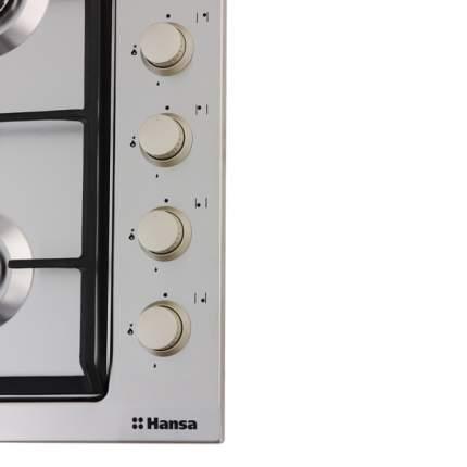 Встраиваемая варочная панель газовая Hansa BHGI61125 Silver