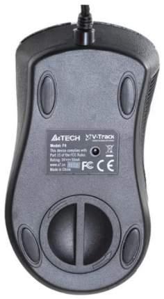 Проводная мышка A4Tech V-Track F4 Gaming Black
