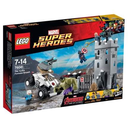 Конструктор LEGO Super Heroes Avengers #6 (76041)
