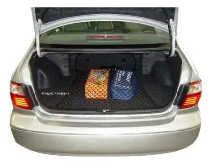 Сетка напольная в багажник автомобиля Сomfort address 75*75 см (SET 001)