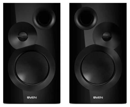 Колонки компьютерные Sven SPS-635 2х20 Вт черные