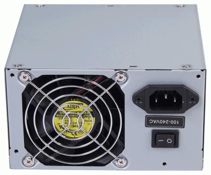 Блок питания компьютера Seasonic SS-500ES