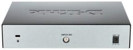 Коммутатор D-Link Metro Ethernet DGS-1100-06/ME Серый, черный