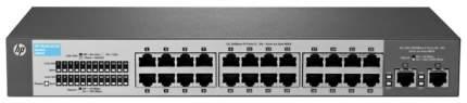 Коммутатор HP 1410-24-2G J9664A Черный