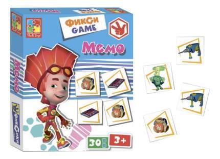 Настольная игра Vladi Toys Фиксики Мемо (VT2107-02)