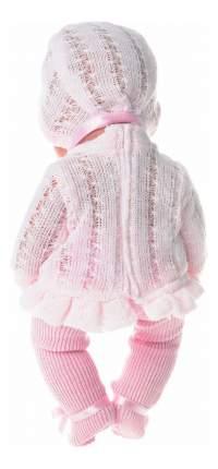 Пупс Arias Elegance в розовых колготах и шапочке, 33 см