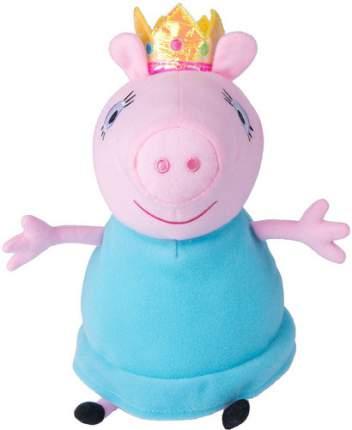 Мягкая игрушка Peppa Pig Мама Свинка королева, 30 см (31153)