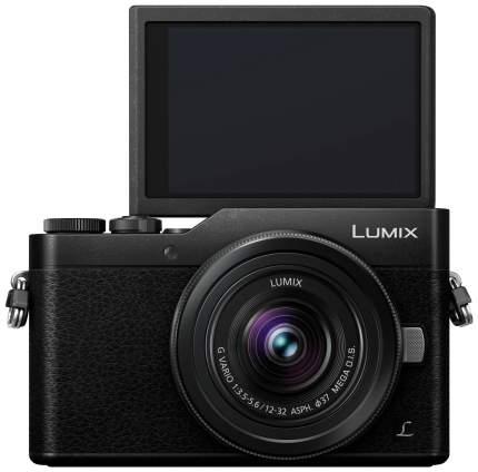 Фотоаппарат системный Panasonic LUMIX DC-GX800KEEK Черный