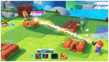 Игра Mario + Rabbids: Битва за Королевство для Nintendo Switch