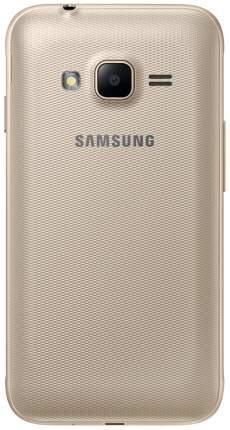 Смартфон Samsung Galaxy J1 mini Prime (2017) 8Gb Gold (SM-J106F)