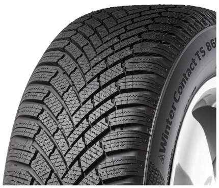 Шины Continental WinterContact TS860 195/55 R16 87H