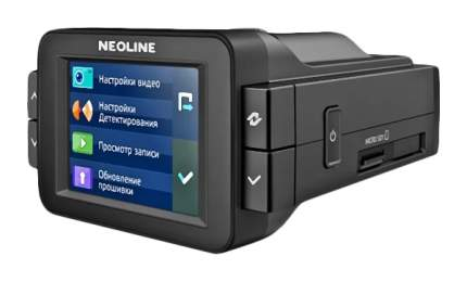 Видеорегистратор Neoline X-COP R370 со встроенным радар-детектором, с GPS информатором