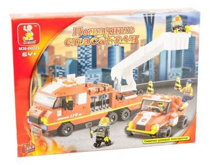 Конструктор пластиковый Sluban Пожарные спасатели