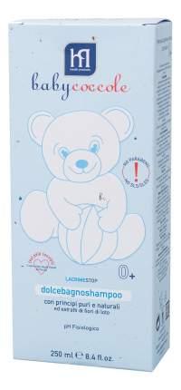 Пена для ванны детская Babycoccole Увлажняющая 250 мл