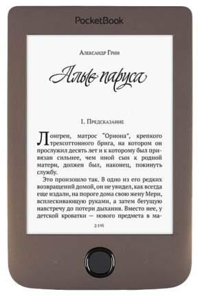 Электронная книга PocketBook 615 Plus коричневый