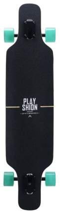 Лонгборд Playshion FS-LB008 106,7 x 22,9 см бежевый/черный