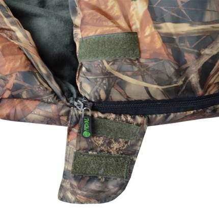 Спальный мешок Prival Берлога 2 КМФ разноцветный, двусторонний
