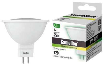 Светодиодная лампа Camelion BasicPower LED5-MR16/830/GU5.3 12025 Белый