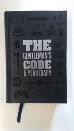 The Gentleman's Code, 5-Year Diary