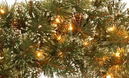 Венок новогодний National Tree Company Бристоль 61 см