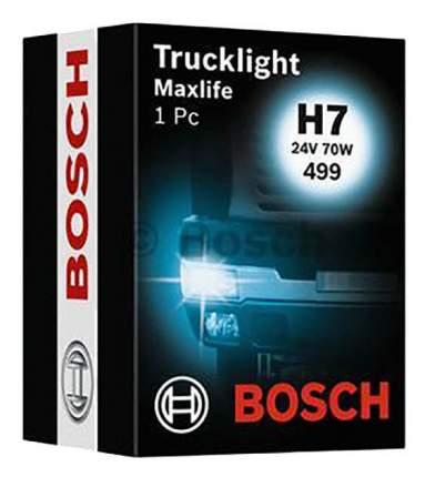 Лампа Bosch 70W H7 1987302772