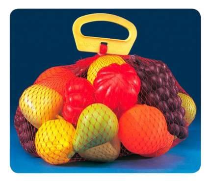 Набор фруктов игрушечный Molto Набор фруктов M
