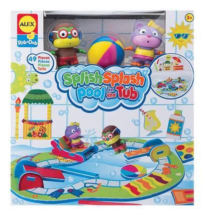 Игрушка для купания ALEX Пляжная вечеринка