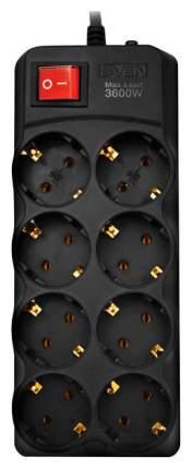 Сетевой фильтр SVEN SF-08-16 1,8 м