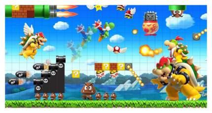 Игра Super Mario Maker для Nintendo 3DS