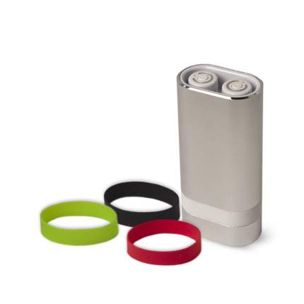 Беспроводные наушники Mettle A8 Power Bank Silver