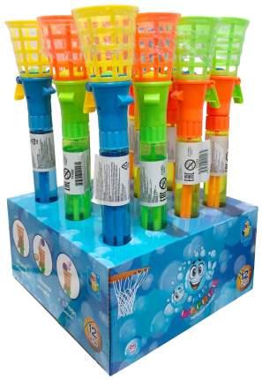Мыльные пузыри 1TOY Мы-шарики! с игрой баскетбол 65мл Т11557