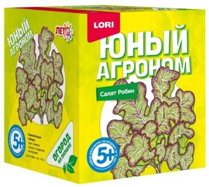 Набор LORI Юный агроном Салат Робин