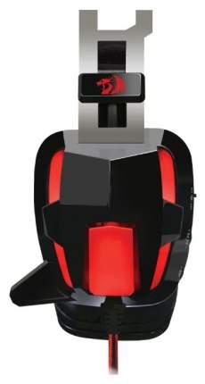 Игровые наушники Defender Redragon Lagopasmutus Red/Black