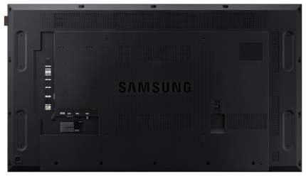 Дисплей для видеостен Samsung DB32E Черный