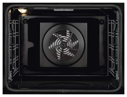 Встраиваемый электрический духовой шкаф Zanussi OPZB2300R Black