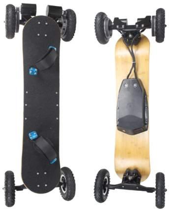 Электроскейт El-sport K-4 (Е3) 91 x 23 см черный