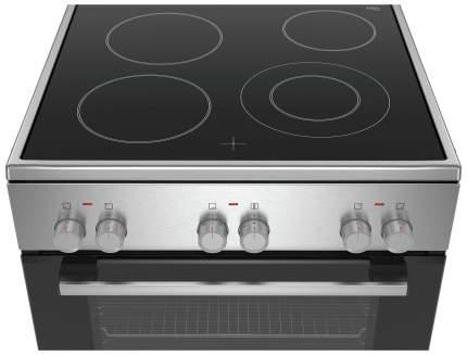 Электрическая плита Bosch HKA90150 Silver