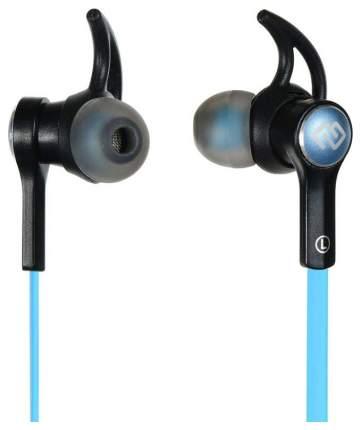 Беспроводные наушники Digma BT-03 Black/Blue