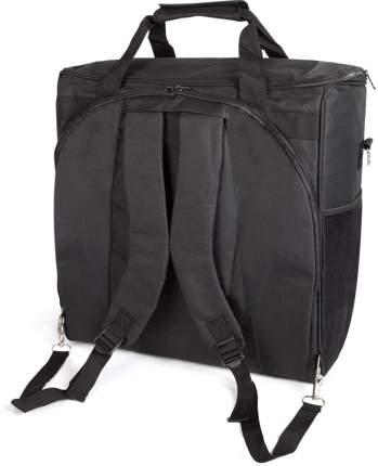 Сумка для подогрева горнолыжных ботинок Lenz Heat Bag 1.0 черная, 50 л