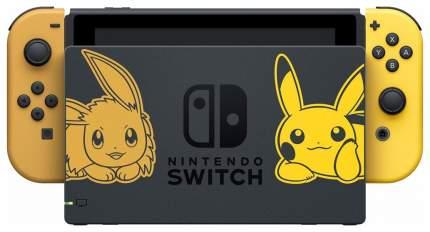 Игровая консоль Nintendo HAC-S-KFAGA (EUR) Yellow/Black