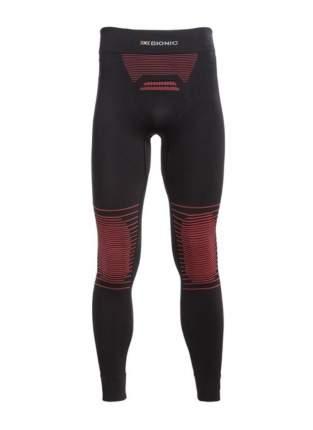 Кальсоны X-Bionic Energizer MK2 Pants Long 2019 мужские черно-красные, S/M