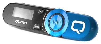 МР3-плеер с клипсой Qumo Magnitola 4Gb Синий