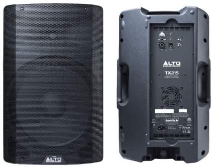 Активные колонки Alto TX215 Black