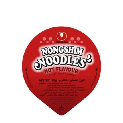 Лапша быстрого приготовления Nongshim с перцем стакан 65 г